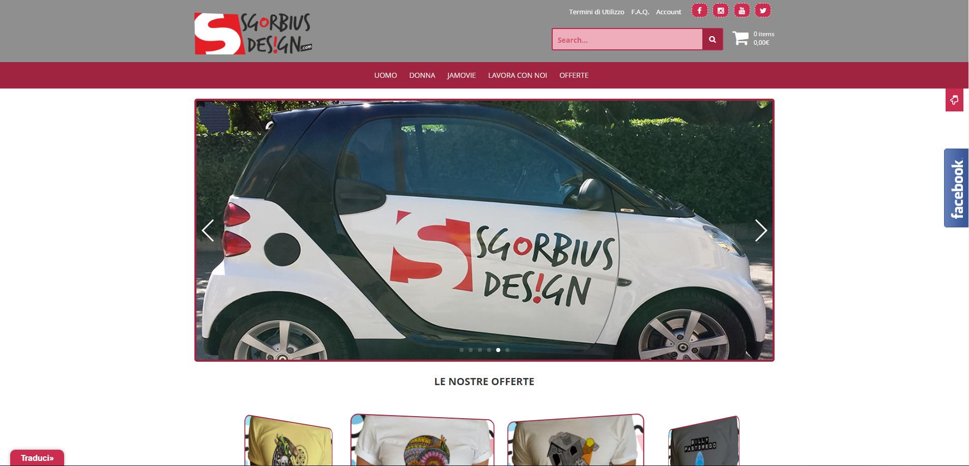 Sgorbius Design
